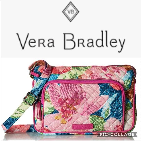 Vera Bradley Handbags - Vera Bradley Little Hipster Crossbody